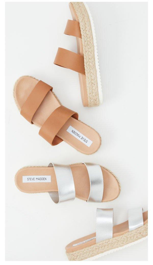 8d5de0732b Spring Daze: The AMAZE is the go-to sandal for spring. Shop AMAZE