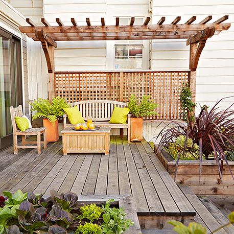 Better Homes and Gardens: Small-Space Garden and Yard Ideas | Milled