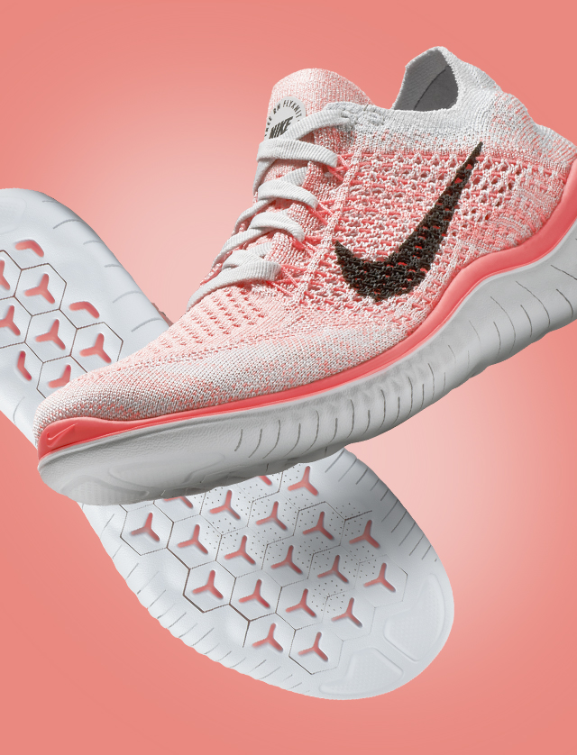 free shipping 5a326 8d193 Nike: Discover the Nike Free RN Flyknit 2018 | Milled