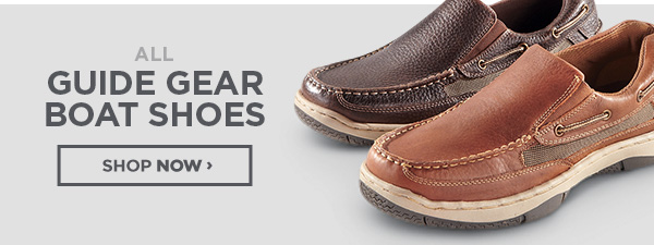 Guide Gear Boat Shoes