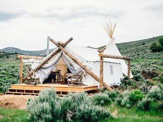 10 Summer Glamping Spots to Book Now