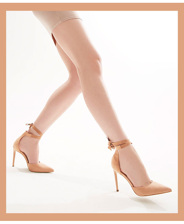 1a254c4385f Steve Madden: Go nude | Milled
