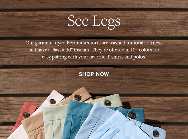 SEE LEGS | SHOP NOW