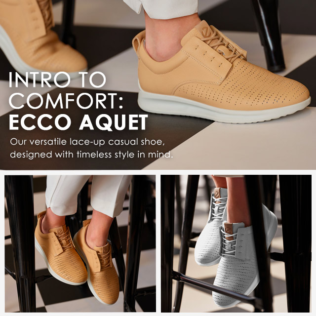 a6595639d733 ECCO USA SHOES  ECCO Aquet styles - Designed with timeless style in ...