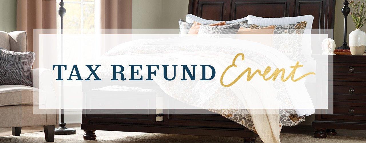 Tax Refund ends 4/16