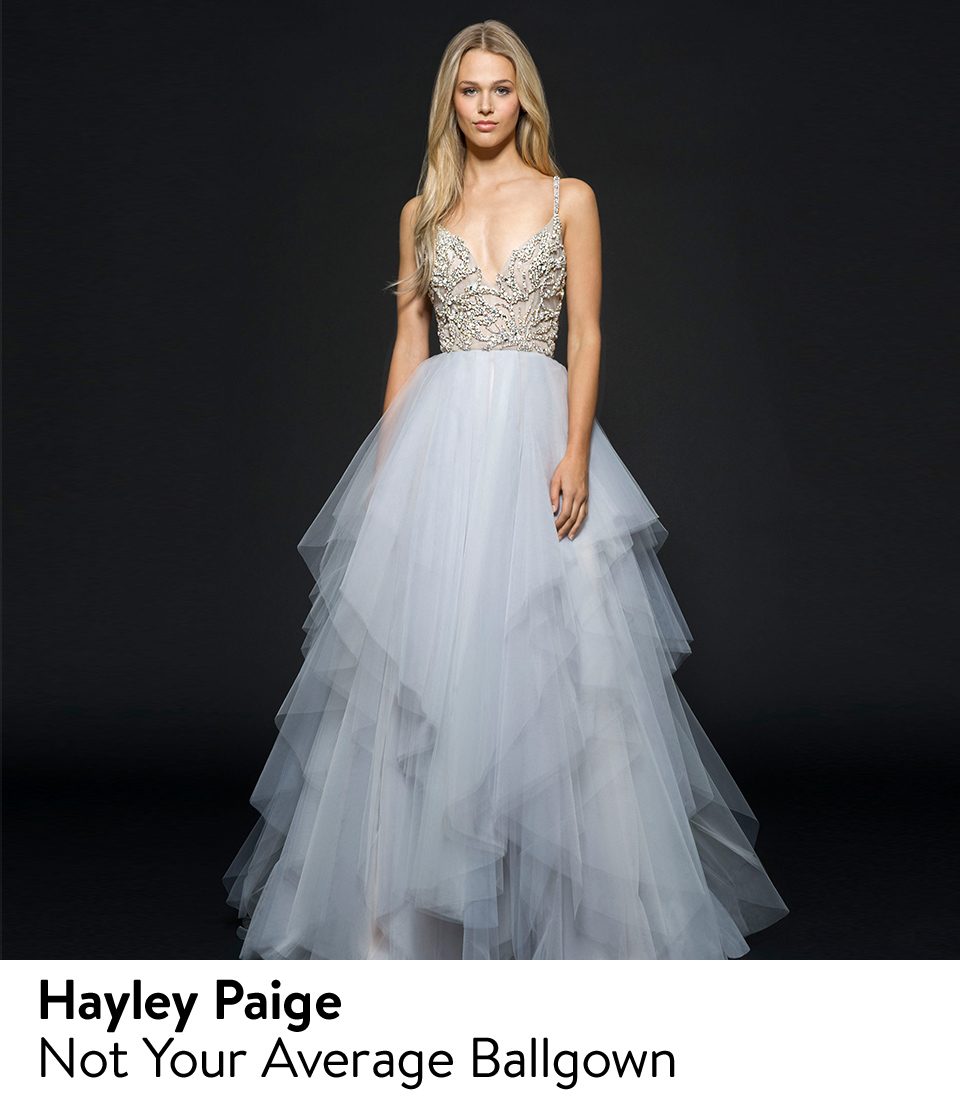 Nordstrom: The prettiest bridesmaid dress trend, Hayley Paige ...