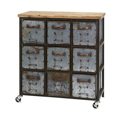 Stylish Holloway 9-Drawer Cabinet