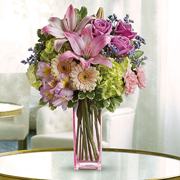 Telefloras Artfully Yours Bouquet