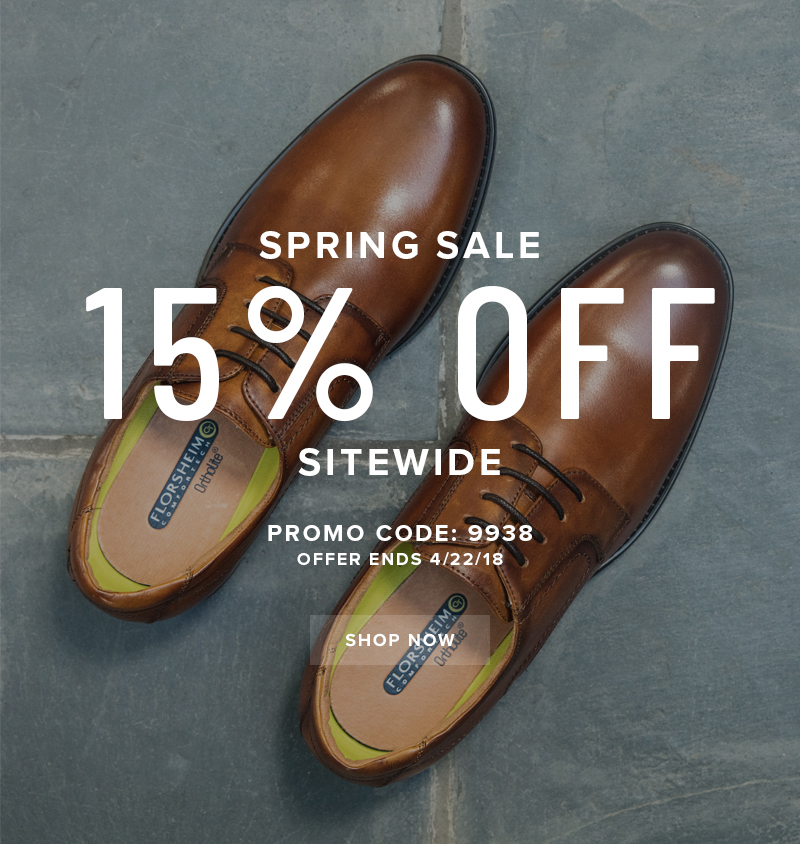 Shop our spring sale and get 15% off sitewide when you use promo code 9938 during checkout. Display images to learn more!