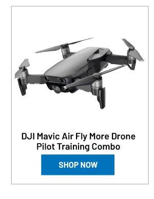 DJI Mavic Air Fly More Drone Pilot Training Combo