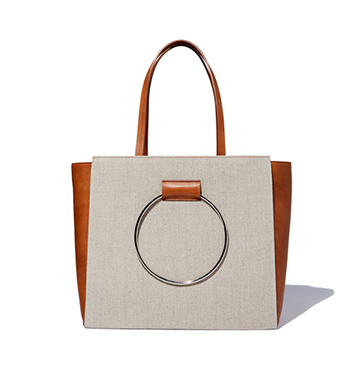 Little Liffner Ring Tote $560