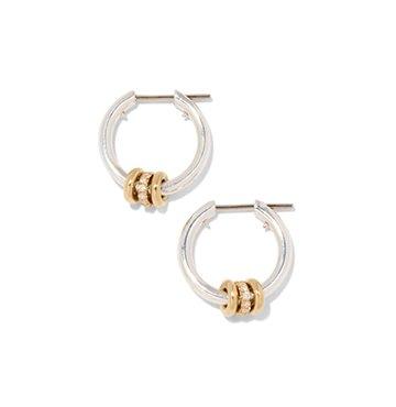 Spinelli Kilcollin Ara SG Hoop Earrings $1,400