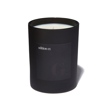 Scented Candle Edition O3 - Incense