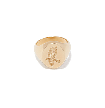 Kim Dunham Spirit Animal Ring $2,800