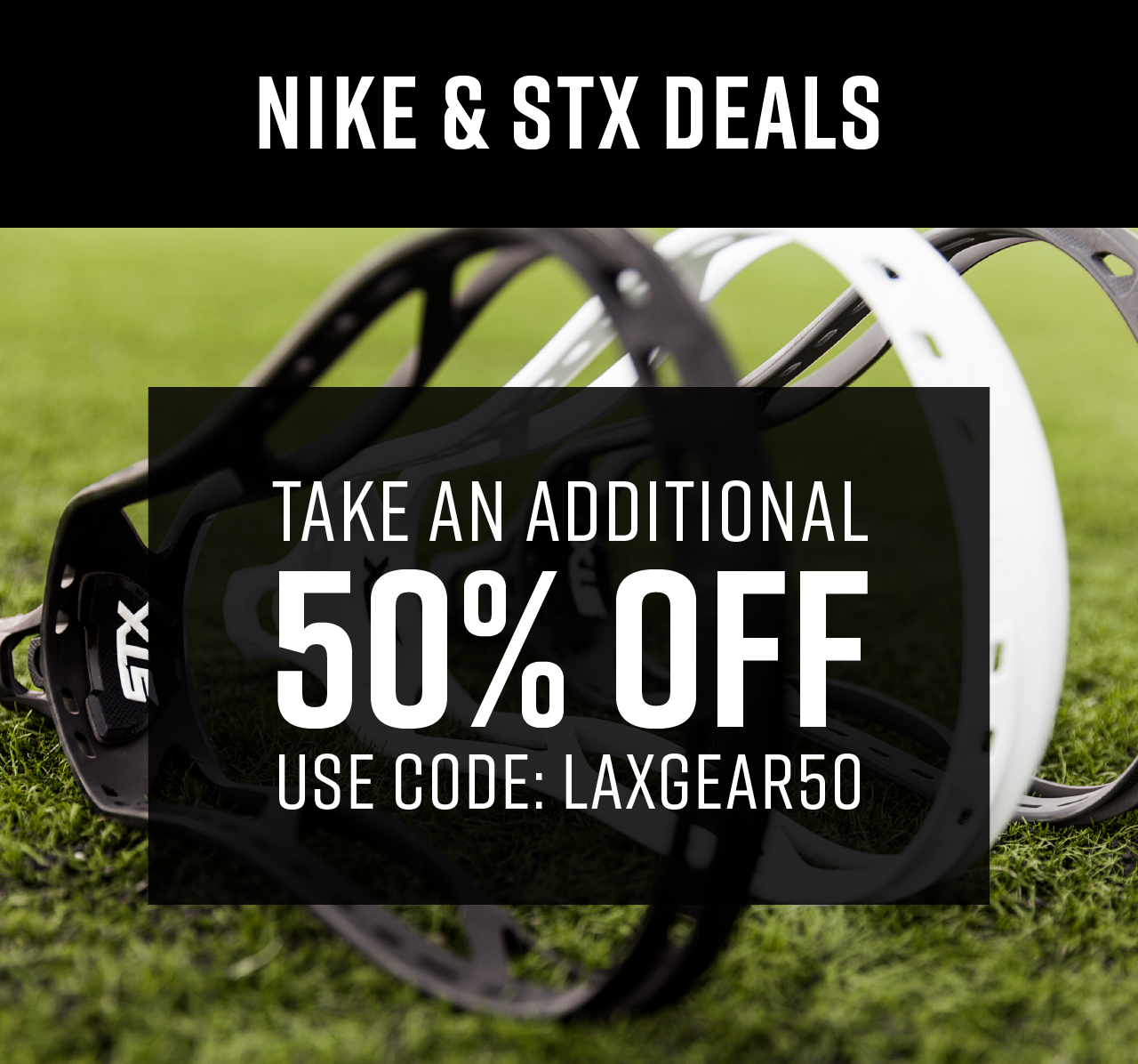 Additional 50% Off Closeout Gear