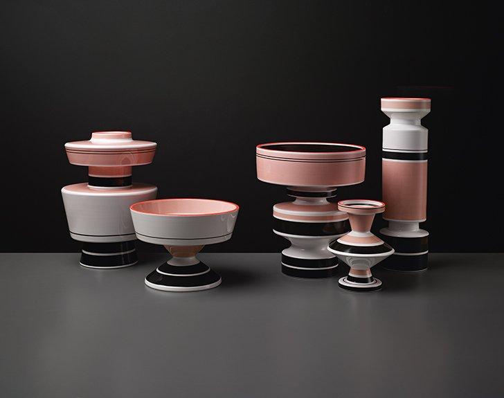 Vases by Roksanda Ilini for Linck Ceramics