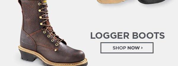 Shop Logger Boots