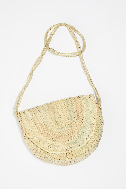 Fes Straw Bag