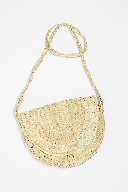 Fes Straw Bag