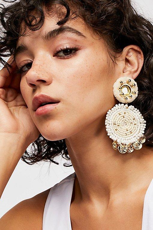 Bali Beaded Earrings