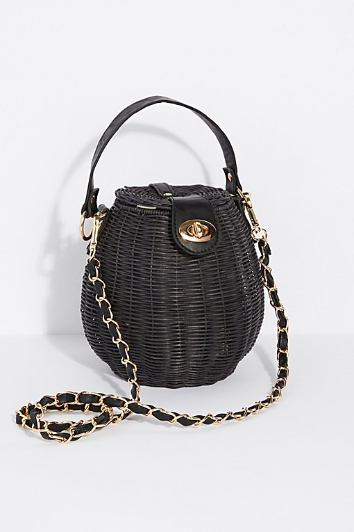 Le Sable Straw Bag