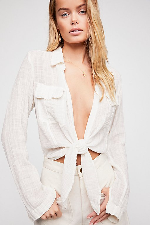 FP One Lana Knot Top