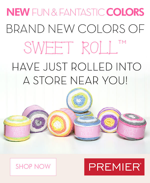 New fun and fantastic colors. Brand new colors of Sweet Roll have rolled into a store near you.