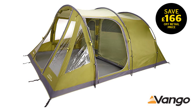Tremendous Go Outdoors Vango Icarus 500 Deluxe Tent Now Only 199 Machost Co Dining Chair Design Ideas Machostcouk
