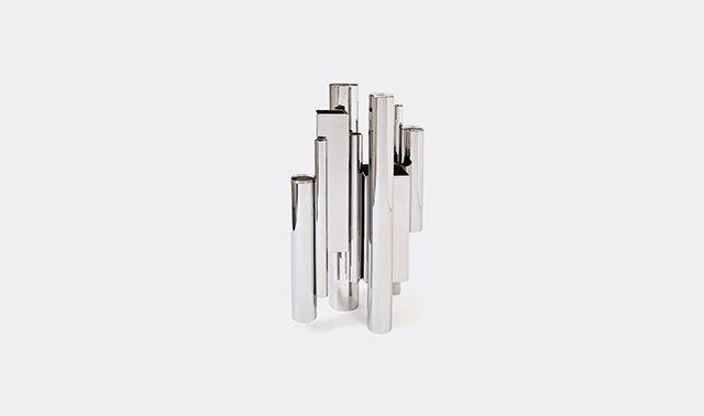'Manhattan' candlestick by Riva