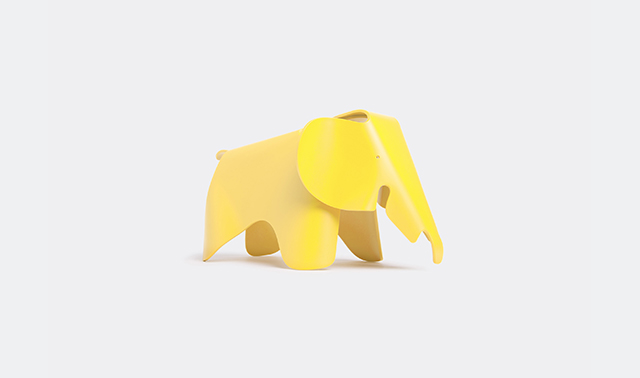 'Eames Elephant' by Charles and Ray Eames for Vitra
