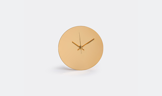 'Clock' by Mark Holmes for Minimalux