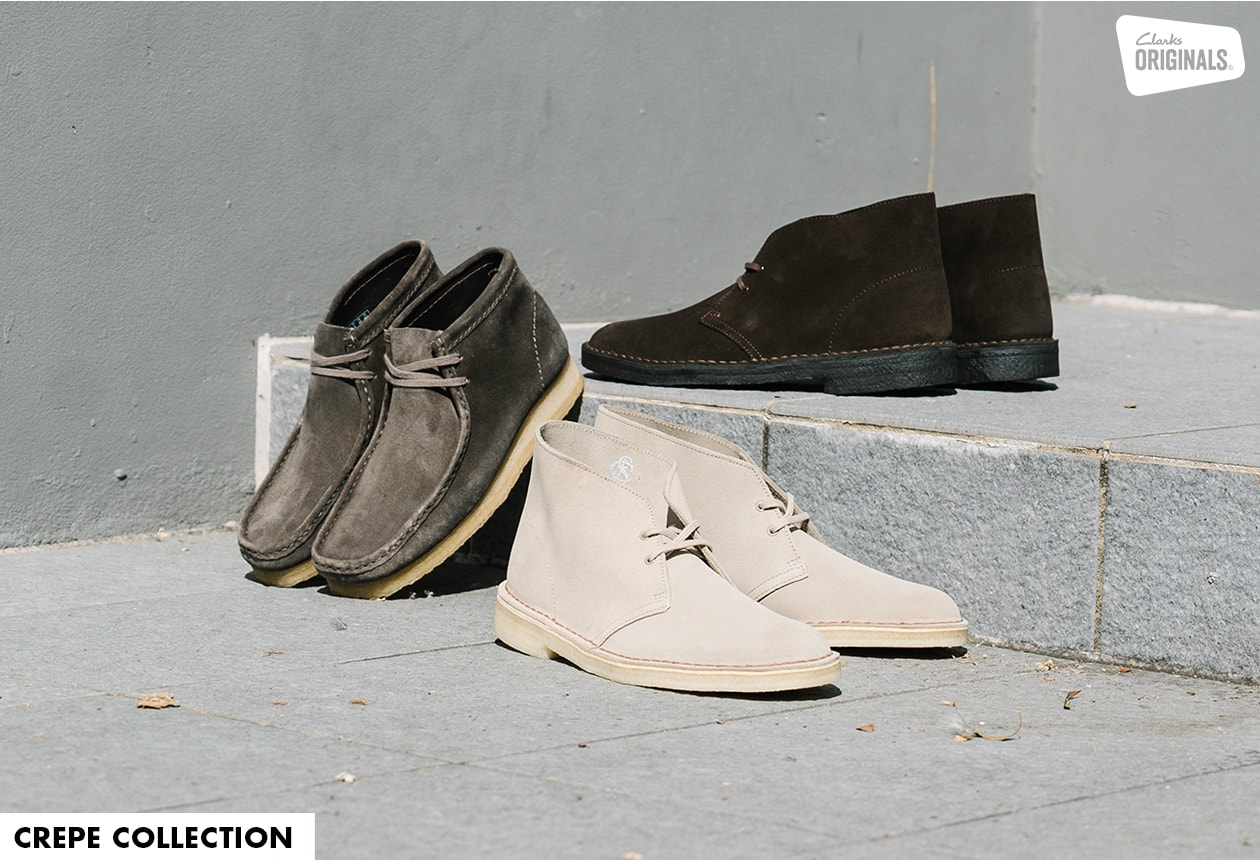 259c00d3263 A new selection or earthy suede boots from the masters of crepe