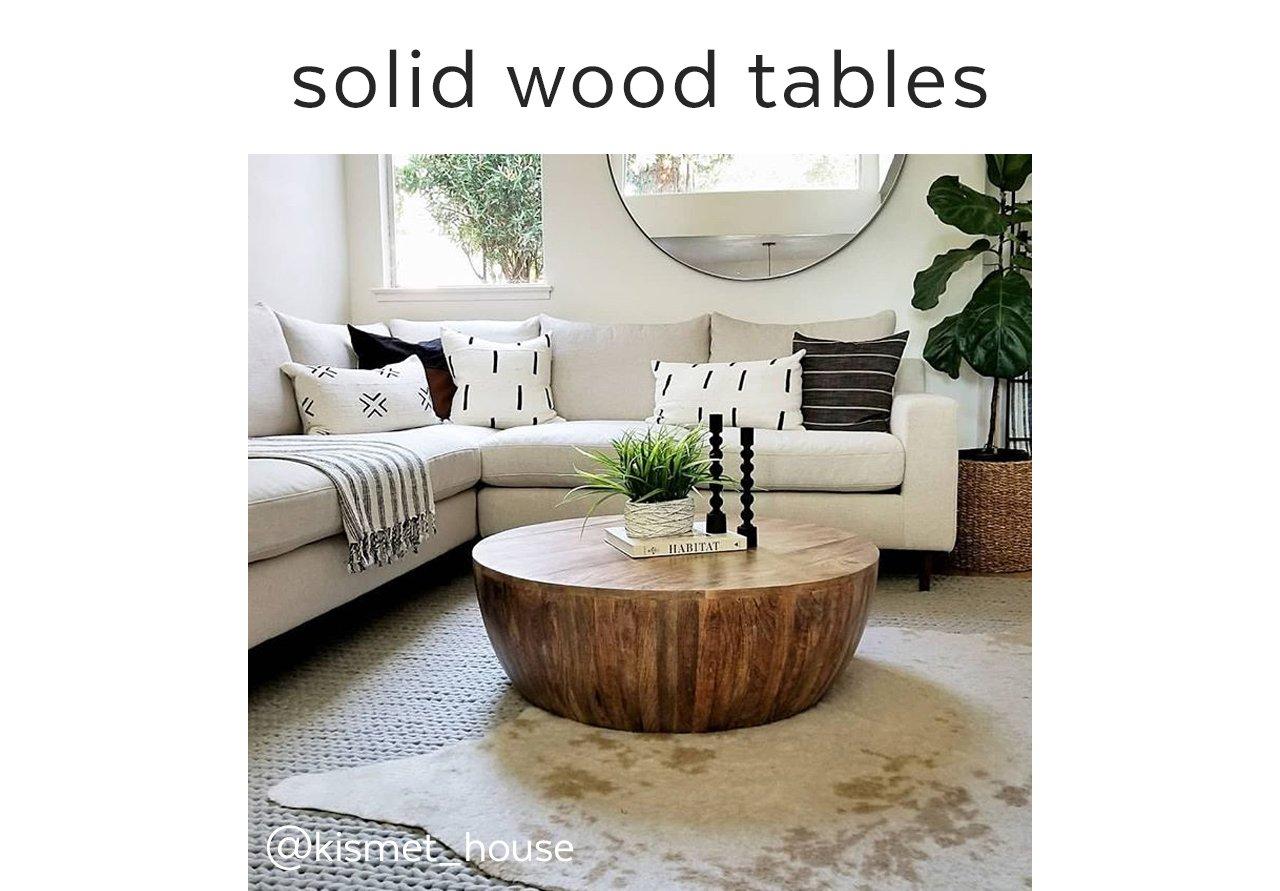Merveilleux Solid Wood Furniture