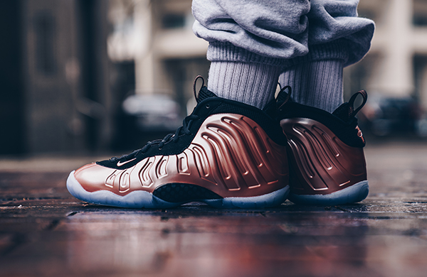 newest 36cec 832ac AIR FOAMPOSITE ONE  RUST PINK
