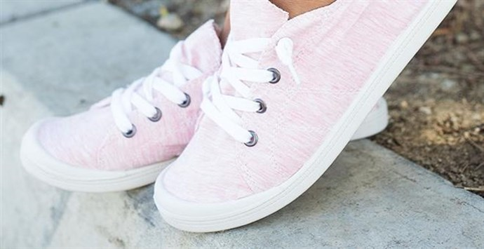 Jane: Comfort Insole Slip-On Sneakers