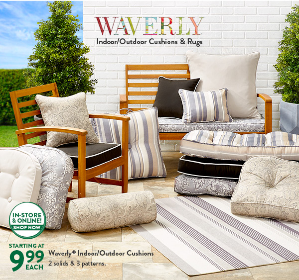 Christmas Tree Shops: Don\'t Miss Our Latest Flyer + Waverly® Indoor ...
