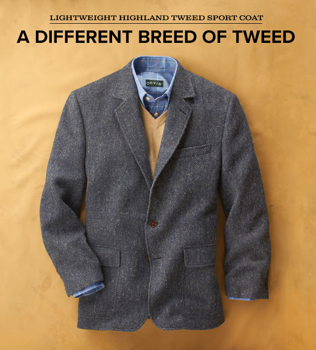 c9593a3bd5d Orvis  The tweed sport coat you ve been searching for.