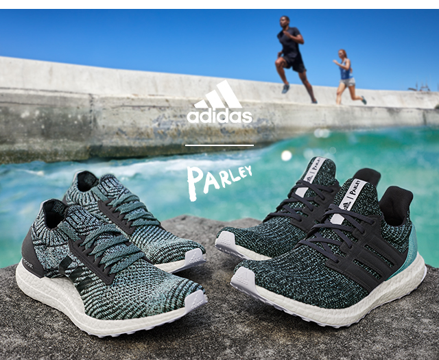 Adidas: New Ultraboost Parley just landed on Earth Day | Milled