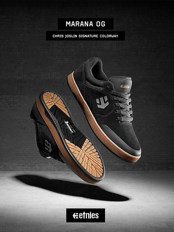 Shop New Skate Shoe Styles - Feat. ETNIES MARANA OG & More - Shop Now