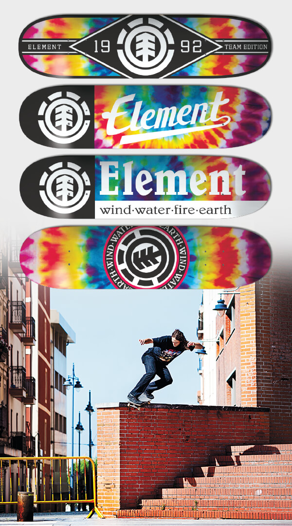 New Arrival Decks from ELEMENT - Shop Now