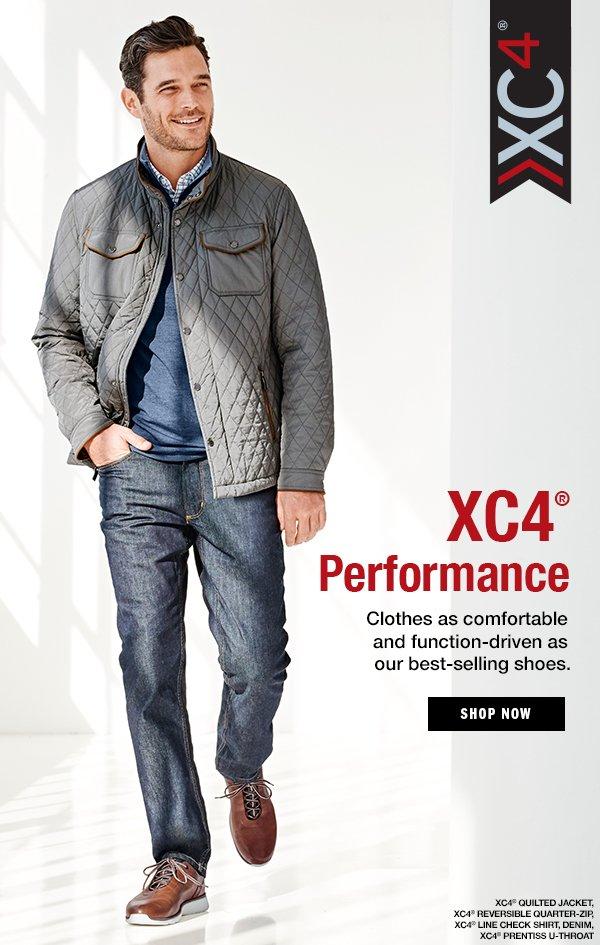 Johnston \u0026 Murphy: XC4 Performance | Milled