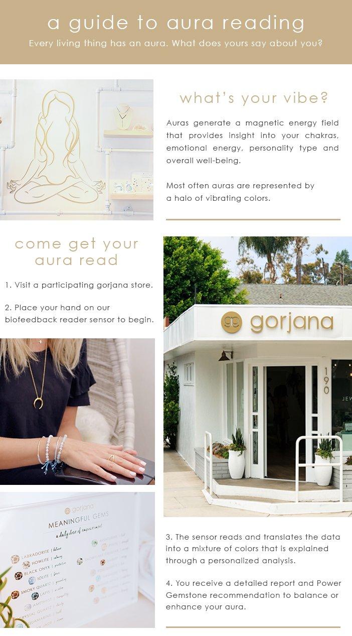 gorjana: Feeling Lucky? Win an Aura Reading Trip to Laguna