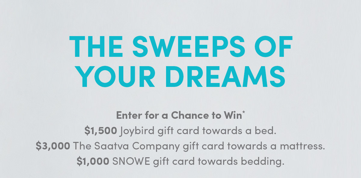 The Sweeps Of Your Dreams