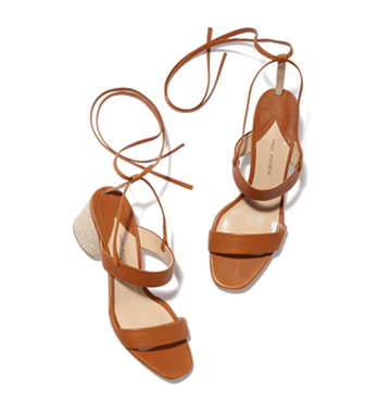 Paul Andrew Myer Jute Sandals