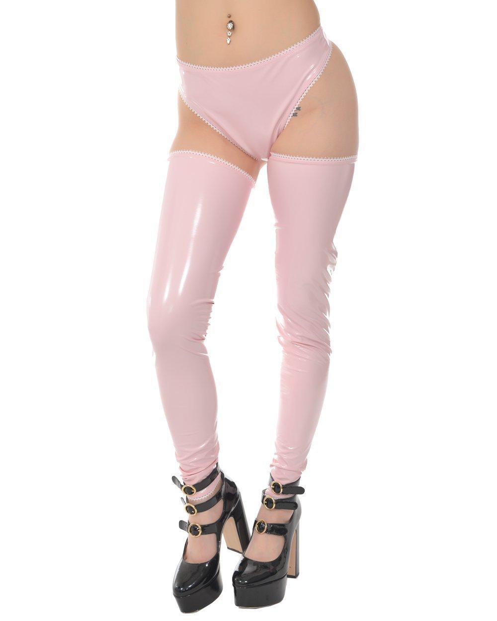 blossom legwear