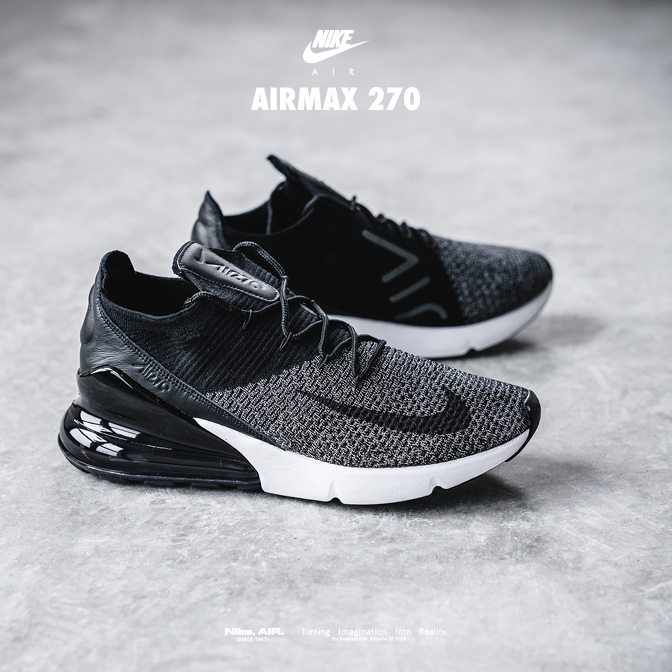 outlet store sale 0ba6a 82354 Snipes.Com: NIKE Air Max 270 Flyknit bei SNIPES | Milled