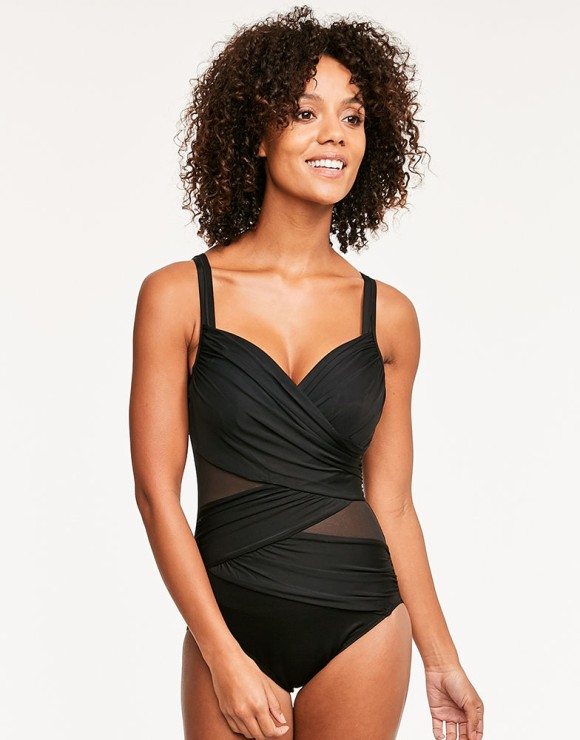 026a9df175b76 Miraclesuit Network Madero Firm Control Swimsuit (UK10-UK18) Was $182, Now  $145.60