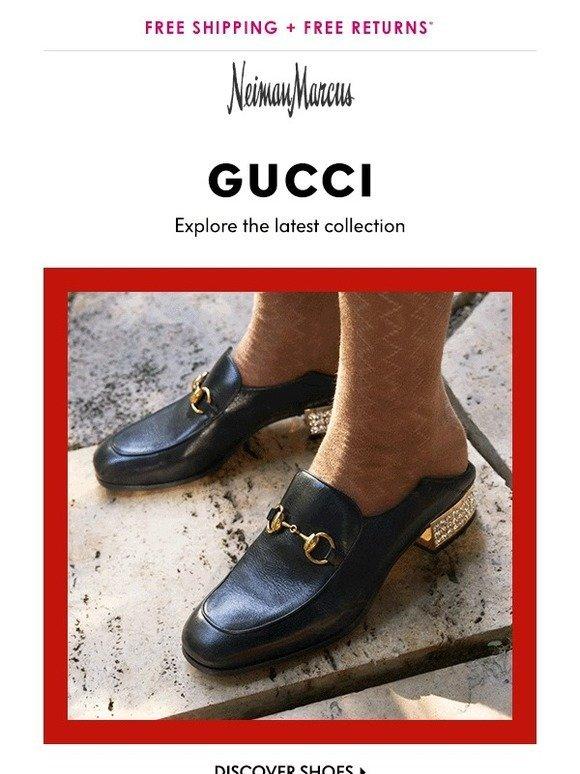 de7623b27b2 Neiman Marcus  New Gucci  Shoes
