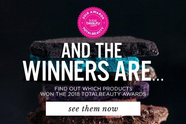 Totalbeauty awards 2018