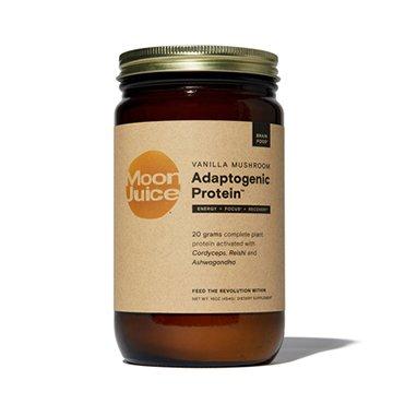 Moon Juice Vanilla Mushroom Adaptogenic Protein $50